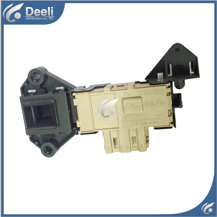 Original 95% new used for Whirlpool Washing Machine Blade Electronic door lock delay switch WFS1070CW WFS1070CS