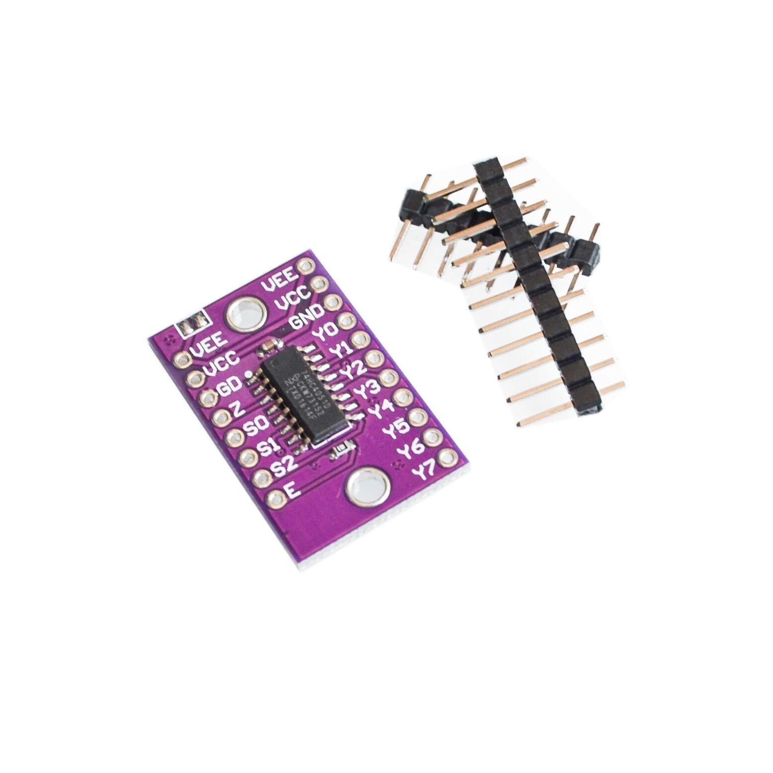 ADS1232 CJMCU 1232 24 bit ultra low noise to digital converter