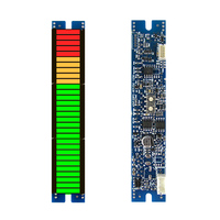 The 30 Segment LED Shows The VU Table Module DB Table Level Meter Pressure Meter Amplifier