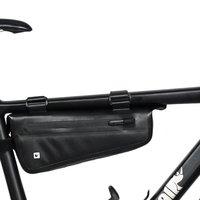 Bicycle Front Beam Triangle Bag Waterproof Tpu Mountain Road Bike Long distance Riding Saddle Bag 2018 Hot