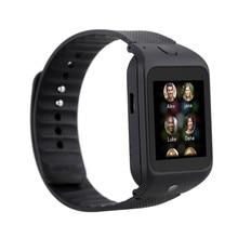 KenXinDa Smartwatch W3 1.44 Inch Touch Screen Bluetooth 3.0 Wireless Earphone Camera Micro SD Slot