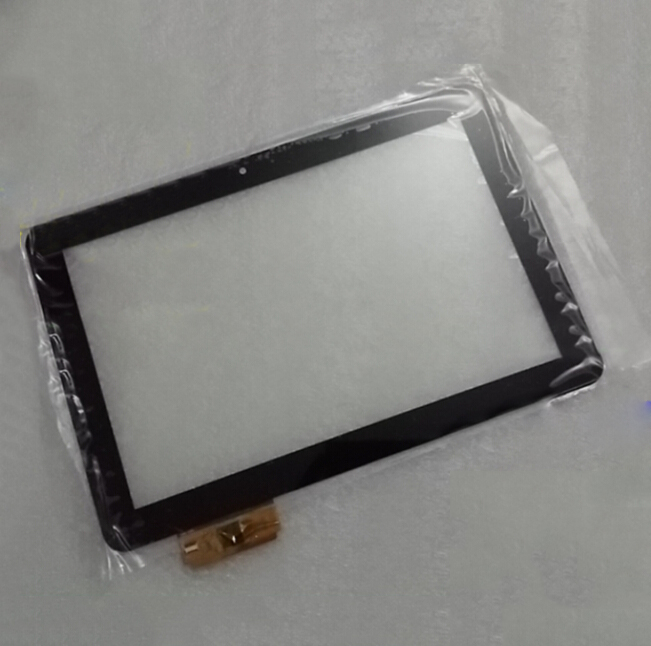Free Shipping ACE-GG10.1A-382-FPC 10.1 Ir nch Touch Screen Digitize Black With Rounded Corner free shipping fpc 760a0 v01 touch screen