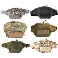 Tactical bag sport bags Military Waist Pack Shoulder Molle Camping Climbing Hiking Pouch With Six Color Outdoor Accessories