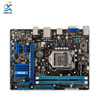 Asus P8H61-M LX3 PLUS R2.0 Original Used Desktop Motherboard H61 Socket LGA 1155 i3 i5 i7 DDR3 16G uATX