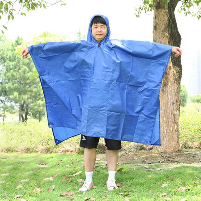 Multifunction Rain Cover/Waterproof Camping Tent Mat Canopy