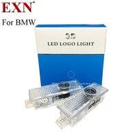 2 LED Car Door Courtesy Laser Projector Logo Ghost Shadow Light For BMW M Power Car