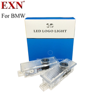 2 stks LED Autodeur Welkom Licht Courtesy Laser Projector Logo Ghost Shadow licht Voor BMW E60 F10 F18 M5 M Power Logo Gloeilamp