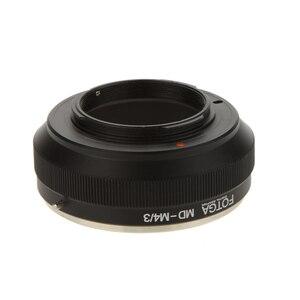Image 3 - MD M4/3 Adapter Digital Ring Minolta MD MC Objektiv Micro 4/3 Montieren Kamera für EM P1 EM P2