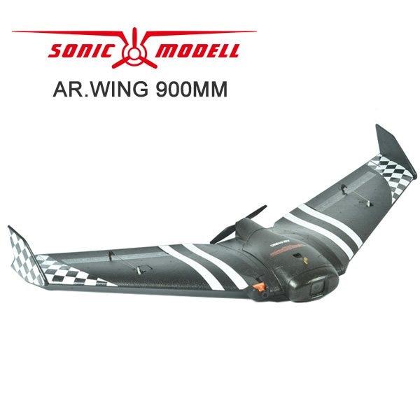 Sonicmodell AR Wing 900mm Wingspan FPV Flying Wing KIT wing chun boji tutorial