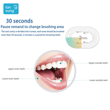 Electronic Toothbrush Lansung u1 Ultrasonic Toothbrush Electric Tooth Brush electric toothbrush Cepillo Dental Oral Hygiene 0