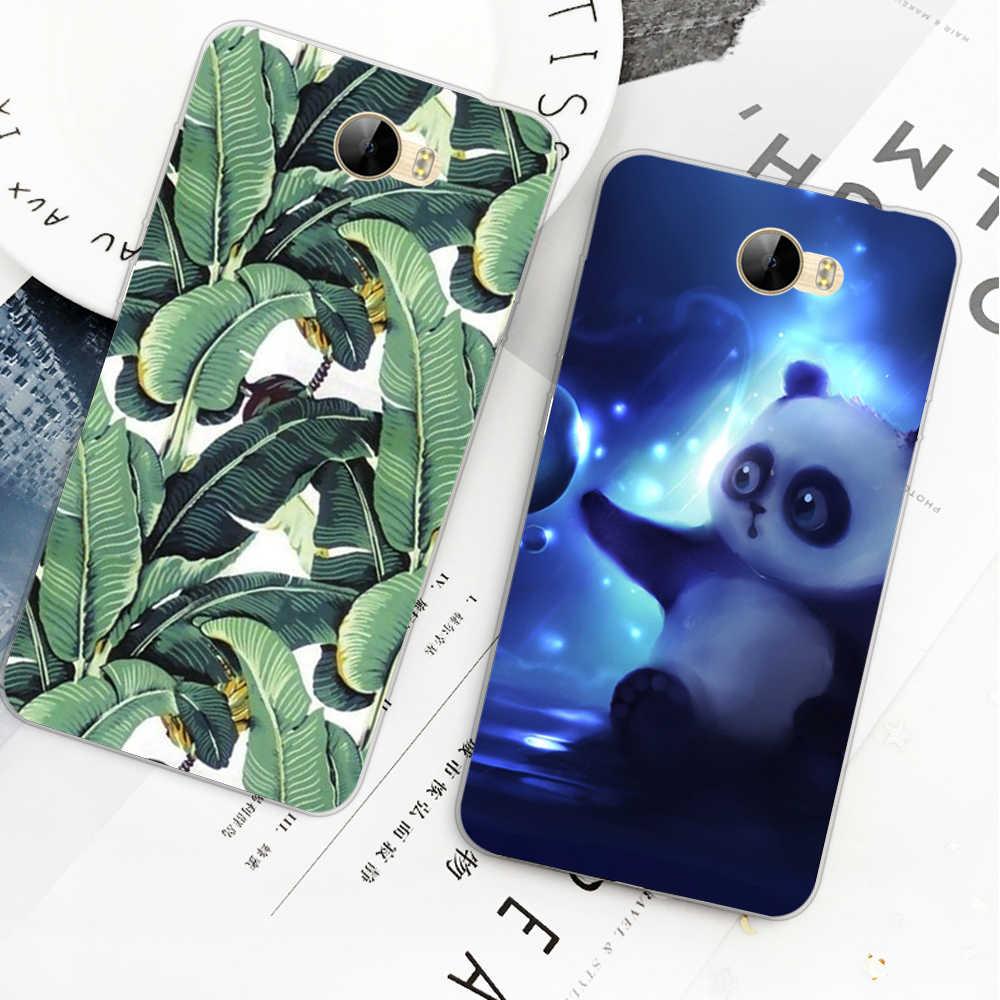 Pour Huawei Y5 II Y5ii 2 CUN L21 U29 L01 Cas étui arrière souple en silicone or polyuréthane thermoplastique pour Huawei Honor 5A LYO-L21 5.0 pouces coques de téléphone