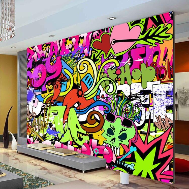 Achetez en gros urban street art en ligne des grossistes for Graffiti jugendzimmer