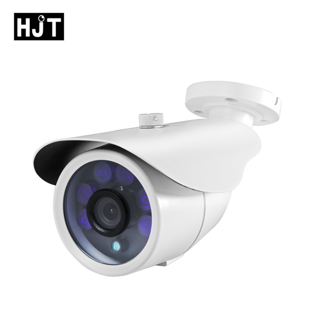 HJT Audio 720P 1.0MP IP Camera HD CCTV Camera Network Outdoor Waterproof Onvif IR Night Vision WiredHJT Audio 720P 1.0MP IP Camera HD CCTV Camera Network Outdoor Waterproof Onvif IR Night Vision Wired