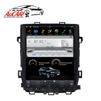 Android 7.1 Tesla style Car Radio for Toyota Alphard DVD Player GPS Multimedia Navigation Stereo Touch Screen