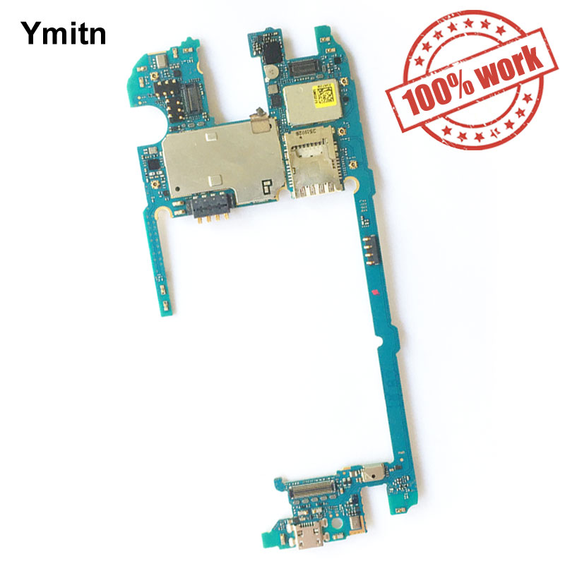 Ymitn Unlocked Tested H815 Boards Mobile Electronic Panel Motherboard 32GB With Chip For LG G4 H815 Global Mainboard With OS 6.0