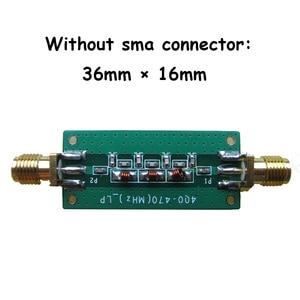 Image 2 - 433MHZ  5~0dBm low pass filter LPF 2.4GHZ~2.6GHZ