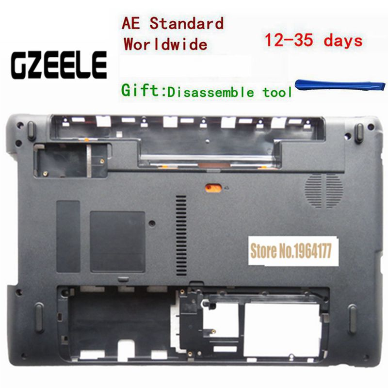 NEW cover case For Acer Aspire 5750g 5750 5750Z <font><b>5750zg</b></font> Laptop Bottom Base Case Cover AP0HI0004000 image