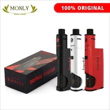 Kanger subdrip dripbox + kit kangertech tanque dripmod caja mod gran calibre punta de goteo de color rojo blanco negro