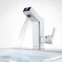 LSTACHi водопроводный кран с электроподогревом Мгновенный водонагреватель кран горячий и холодный кухонный водонагреватель кран Электрический ванная кухня кран