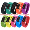 (JM1PTSS) Replacement Rubber Band with Clasps for Garmin Vivofit Bracelet Wristband No Tracker D06411
