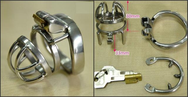 Masculino dispositivo de castidade CB CB uretral cateter penis bloqueio de metal em aço inoxidável cinto de castidade pênis anel cinto de castidade homens