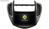 9 Inch BIG Screen Android 6 0 Car DVD Player Audio For CHEVROLET Trax 2013 GPS