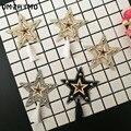 800 piezas diseño estrella hotfix strass motivo hierro en parches apliques para transferencia de calor bolsa de zapatos diy