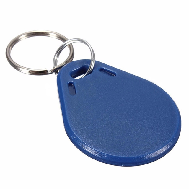 Wholesale 5 x 13.56 MHz IC Keychain Entrance guard buckle