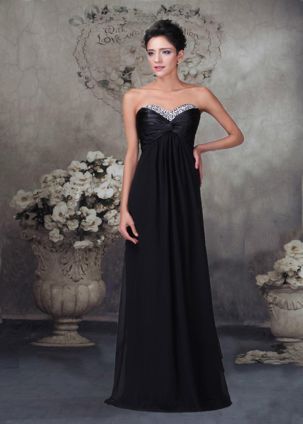 Charming Black Bridesmaid Dresses Under 50 Contemporary - Wedding ...