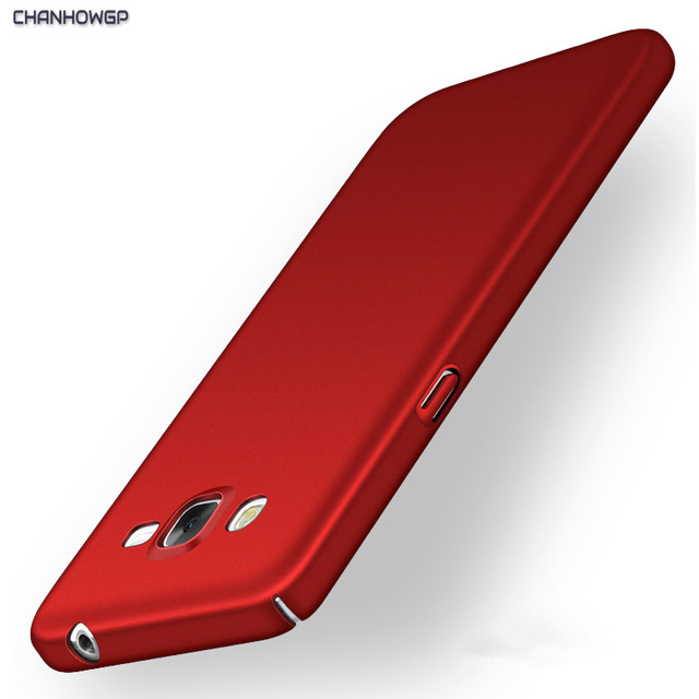 online store 1d131 7f5f2 US $1.79  Chanhowgp Hard Case for Samsung Galaxy J7 Neo 2017 J701F J701M J7  Core J7 DUOS Full Protect Body Cover Matte Cases Hot Fundas-in Fitted ...