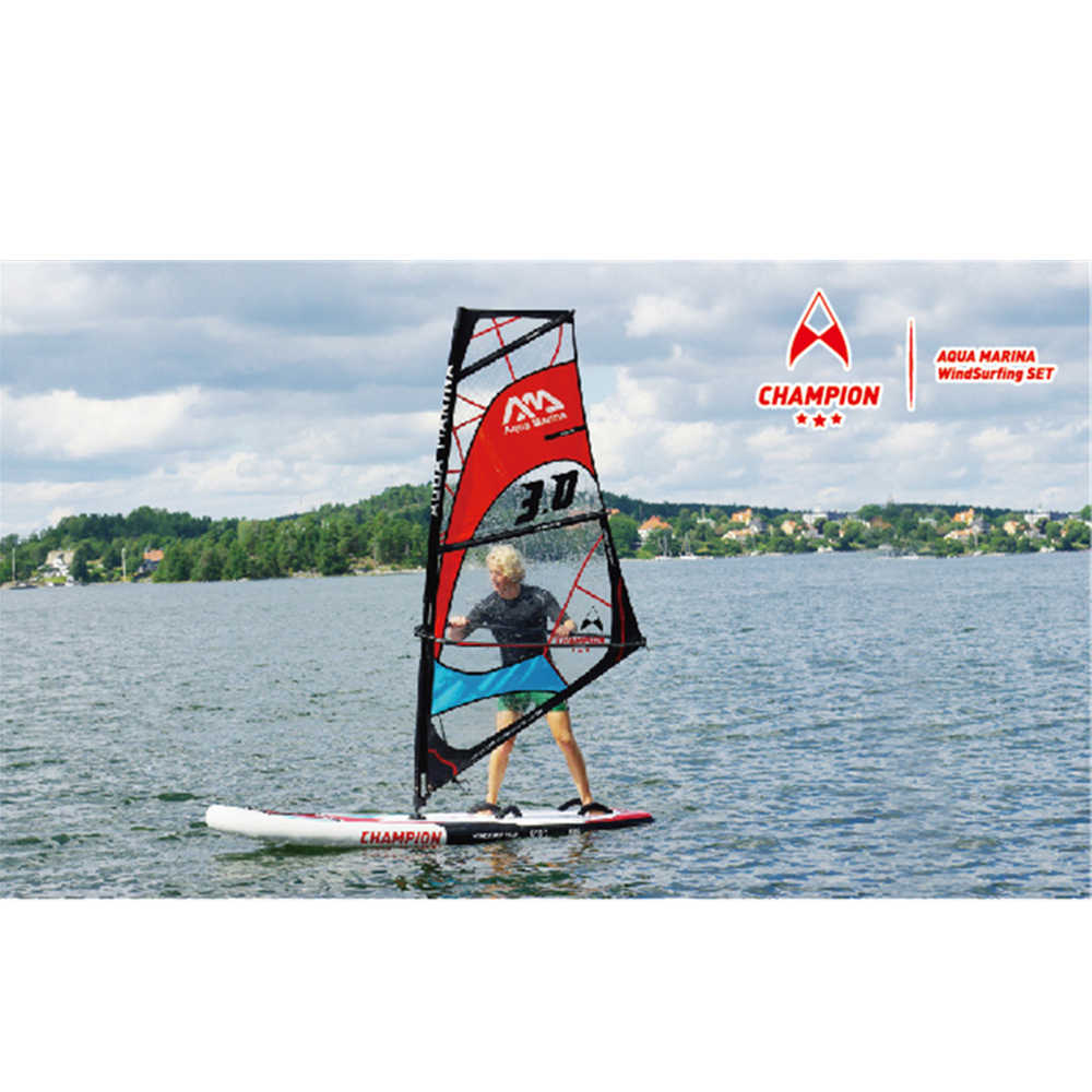 طعم حلو تفاوض العزيز Aqua Marina Champion 10 0 Inflatable Windsup Groenconsult Com