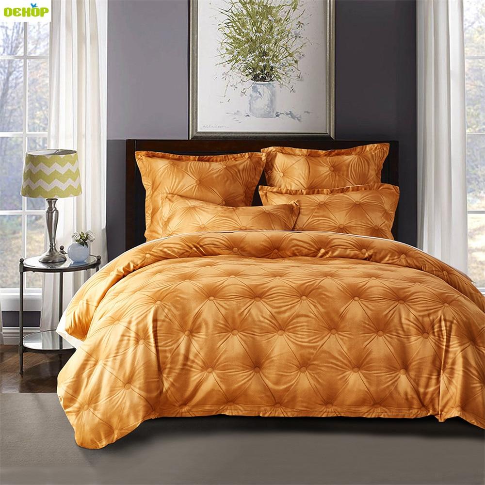 dekop 3d design bedding set queen king size comforter bedding sets duvet cover bedclothes luxury. Black Bedroom Furniture Sets. Home Design Ideas