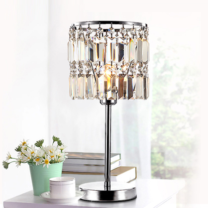 Simple Crystal Table Lamp Desk Decorate living room restaurant Study Dinning Room lighting table lights ZA 2 receivers 60 buzzers wireless restaurant buzzer caller table call calling button waiter pager system