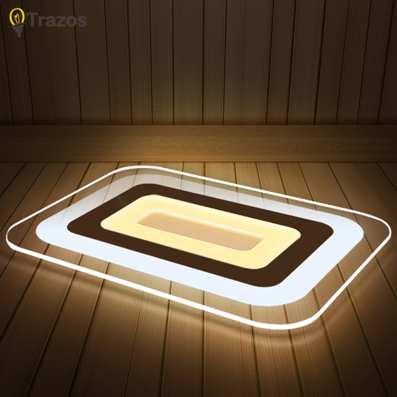 2018 New LED Ceiling Lights For Living Room luminaria abajur Indoor Lights Fixture Ceiling Lamp For Home Decorative Lampshade цена
