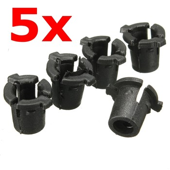 Newest 5PCS Headlamp Headlight Adjusting Screw Clips for BMW E30 E32 E34 3 7 5 Series image