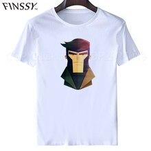free shipping LOL Game Team Gambit gaming casual Men T Shirt game short sleeve T Shirt