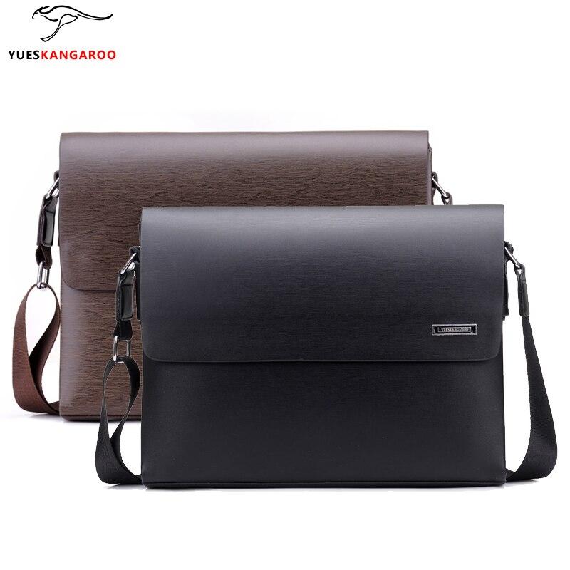 Online Get Cheap Leather Messenger Bag Men -Aliexpress.com ...