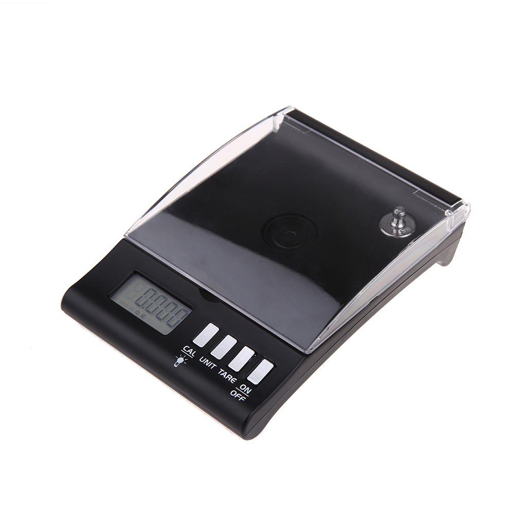 Precision 1mg Digital Scale 0.001g X 30g Reloading Powder Grain Lab Jewelry Gem LCD Display With Blue Backlight Weighing Scales galileo