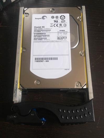 3 года гарантии 100% Новый и оригинальный 005048751 EMC CX-4G10-300GB 10 К ST3300955FCV 118032567-A04