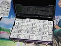 3cm USD 100 Banknote 1/6 Model Toy Doll Jewelry Accessories Props Double sided printed