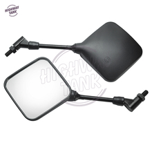 New Free Shipping GRATUITA Dual Sport Motorcycle Rearview Mirror Specchi case for Suzuki DR 200 250 DRZ DR350 350 400 650 DR650