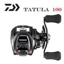 Новый 2019 Daiwa TATULA 100 H 100HL 100HS 100HSL 100XS 100XSL Макс Перетащите кг/5 кг Низкопрофильная Рыболовная катушка кастинговая катушка 7BB 1RB