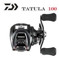 NEUE 2019 DAIWA TATULA 100 H 100 HL 100 HS 100 HSL 100 XS 100 XSL MAX DRAG 5 KG niedrigen profil angeln reel Casting Reel 7BB + 1RB