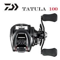NEW 2019 DAIWA TATULA 100 H 100HL 100HS 100HSL 100XS 100XSL MAX DRAG 5KG low profile fishing reel Casting Reel 7BB + 1RB