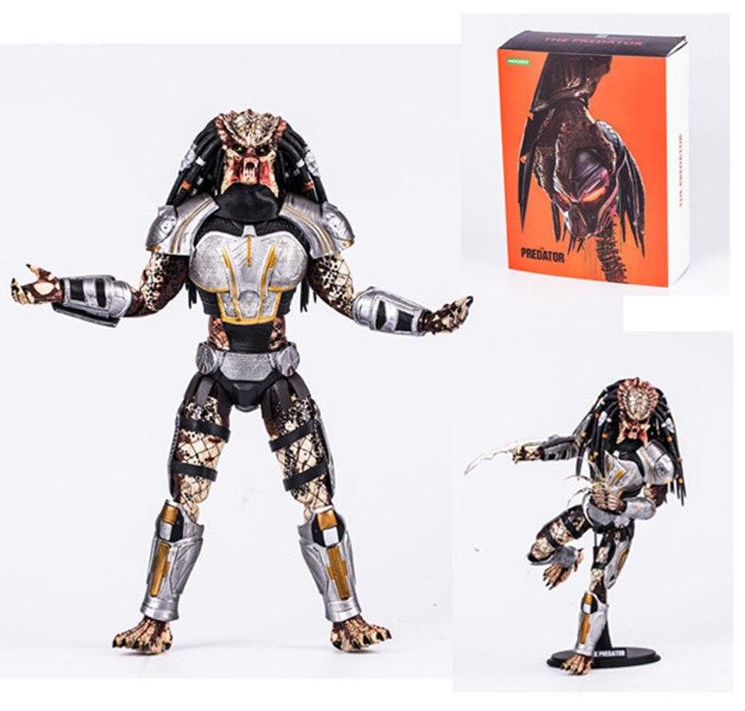 Les figurines d'action prédateur HC 2018 nouveau modèle jouets grande taille 32 cm