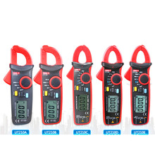 True RMS UNI-T UT210A/B/C/D/E mini a multimeter digital dc voltimetro amperimertro UNI T UT 210E clamp