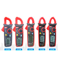True RMS UNI T UT210A/B/C/D/E mini a multimeter digital multimeter dc voltimetro amperimertro UNI T UT 210E dc clamp multimeter
