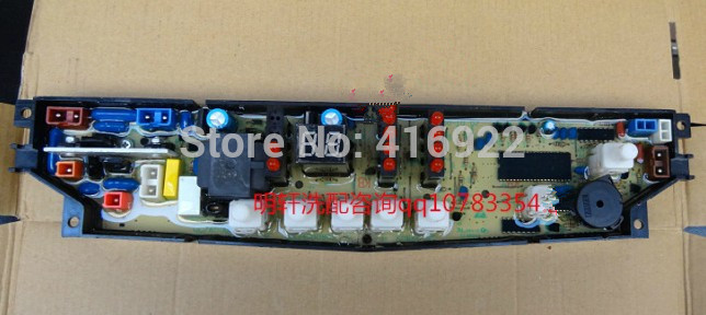 Free shipping 100% tested washing machine board for haier xqb60-10 , xqb60-10dz , xqb60-10 on sale free shipping 100% tested for washing machine pc board mg70 1006s mg52 1007s 3013007a0008 motherboard on sale