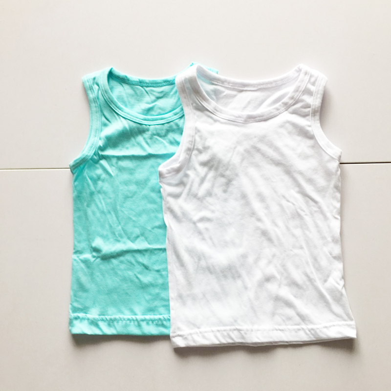 Wholesale boy tanks shirts blank tanks for children for Kids t shirts in bulk