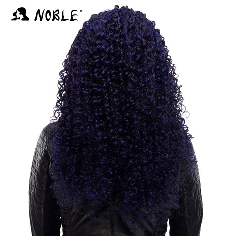 Noble Hair Products Wig 26 Inch Long Curl Cosplay Elastic I Part Lace Synthetic U Part Wigs for Black Women  Free Shipping Karachi